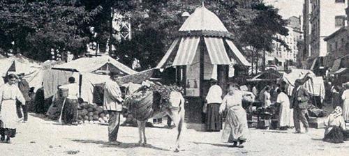 PLAZA DE LAVAPIES 1917