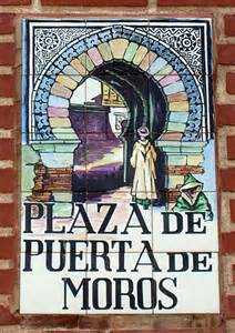 PUERTA DE MOROS