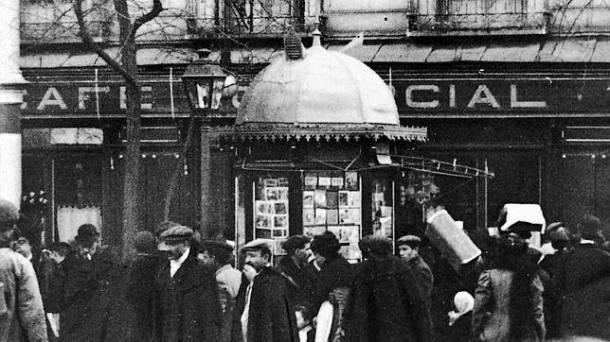 CAFE COMERCIAL 1887