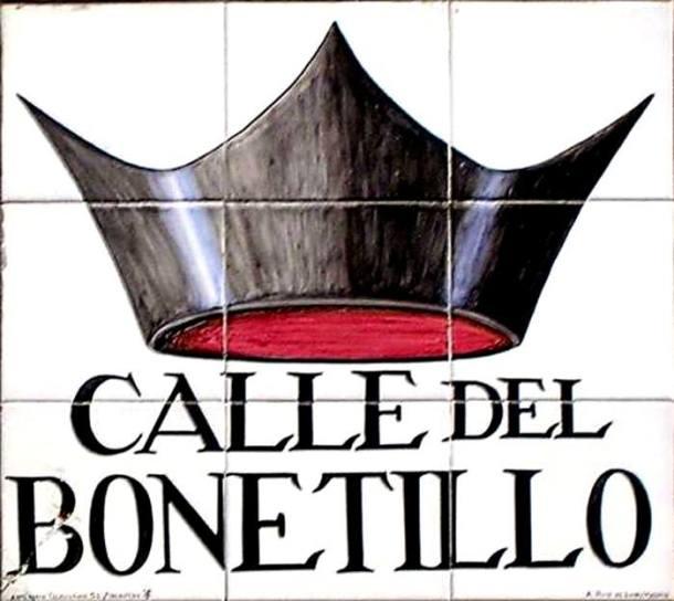CALLE DEL BONETILLO