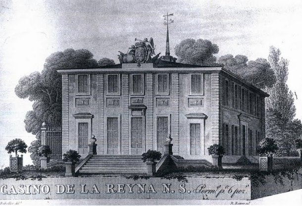CASINO DE LA REINA