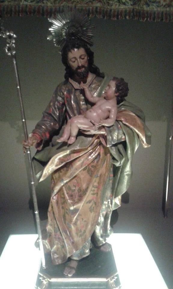 san jose de salvador carmona en la parroquia de san jose alcala
