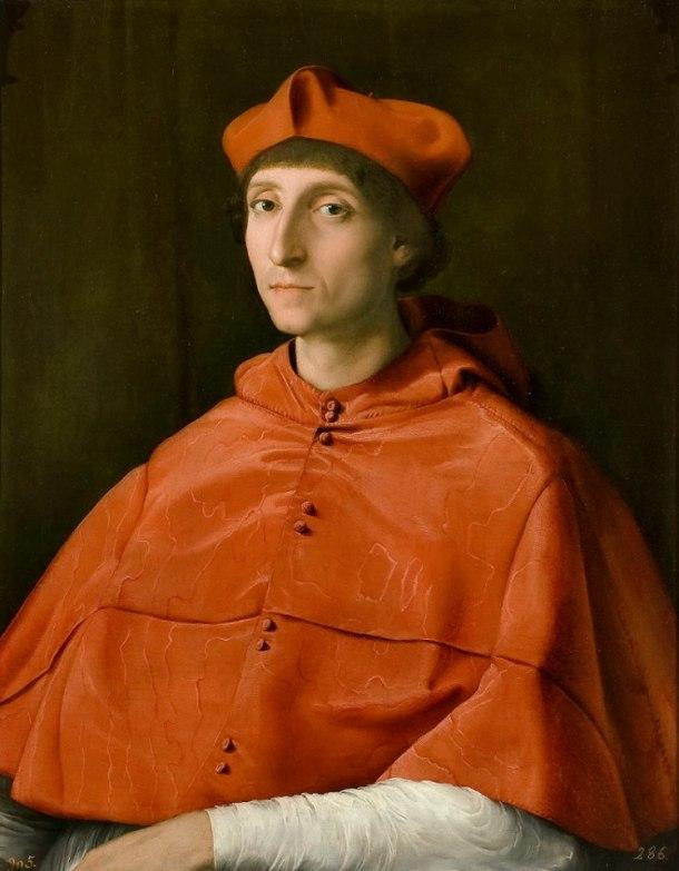 el cardenal rafael
