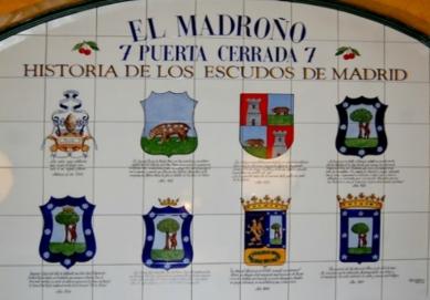 historia de los escudos de madrid