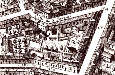 plano de pedro teixeira 1659