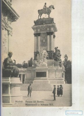 monumento a alfonso XII 2