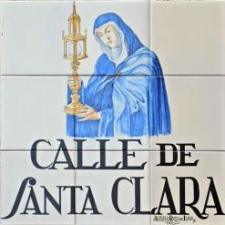calle de santa clara