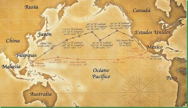 ruta-galeon-de-manila-mapa-antiguo
