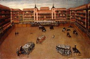 plaza mayor madrid 1