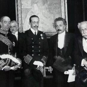 ALBERT EINSTEIN ENESPAÑA