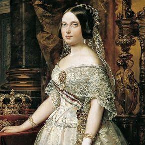 UN 4 DE MAYO DE 1847,LA REINA ISABEL II SUFRIÓ UN TERRIBLEATENTADO